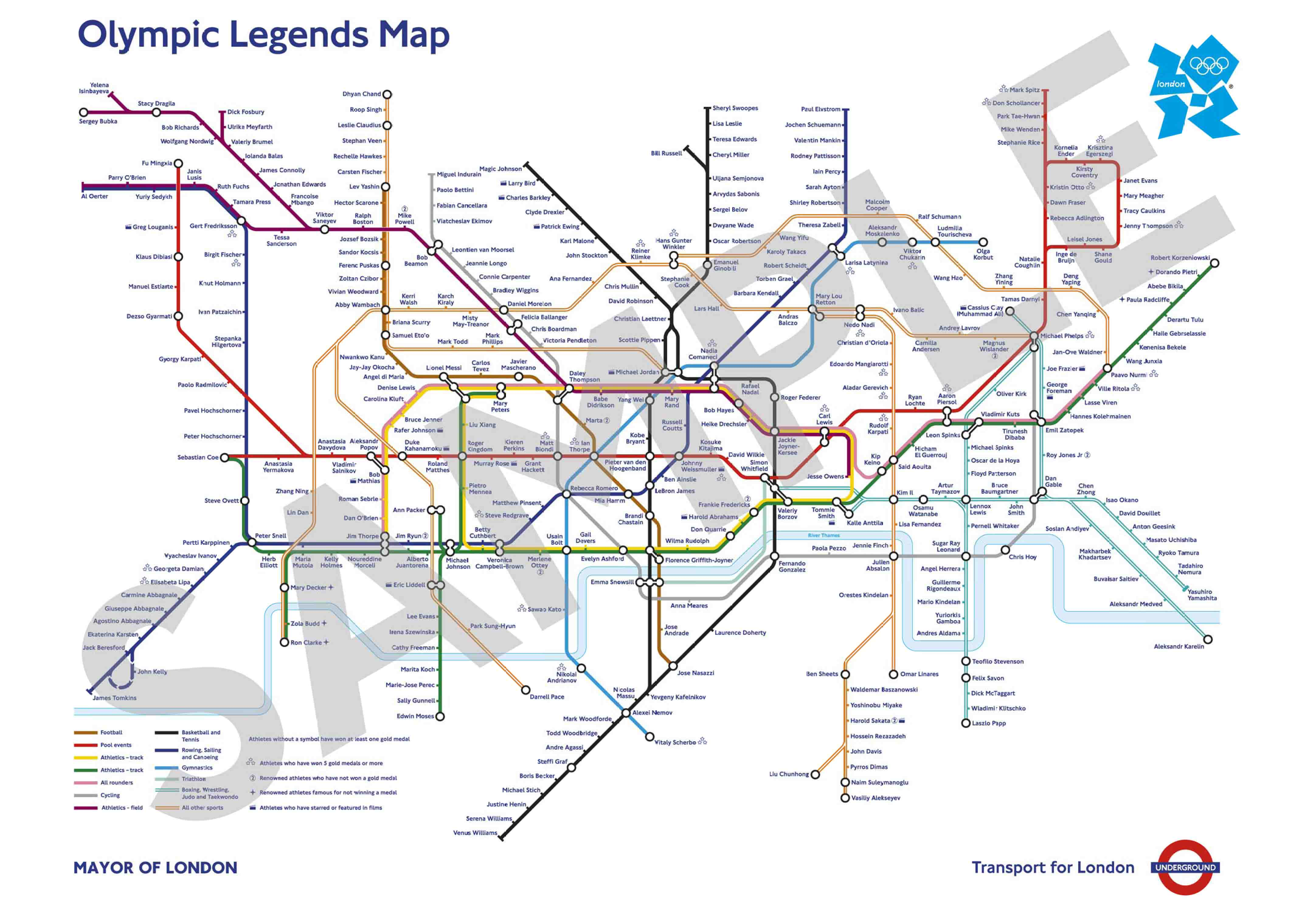 Stash Pyrros Dhmas Sto Metro Toy Londinoy