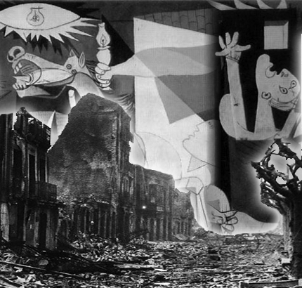 Ruins of Guernica