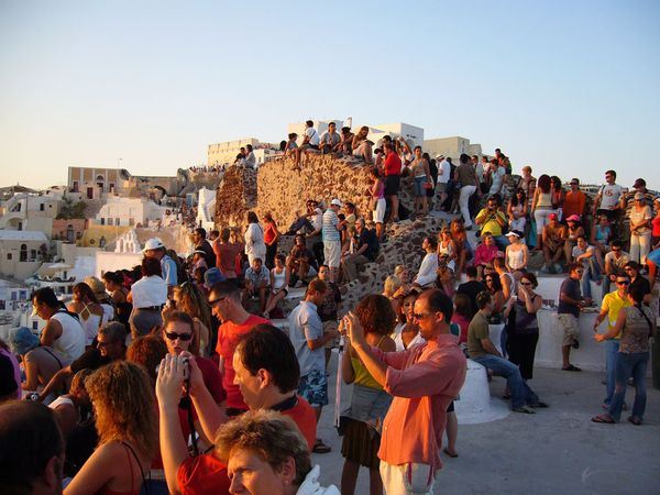Οριακή αύξηση στα τουριστικά έσοδα το Σεπτέβριο