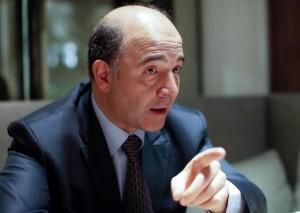 PARIS : Pierre Moscovici (PS)
