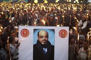 ethiopia funeral