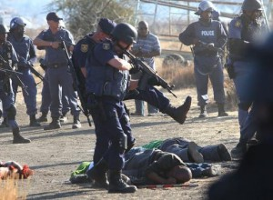 S-Africa-police