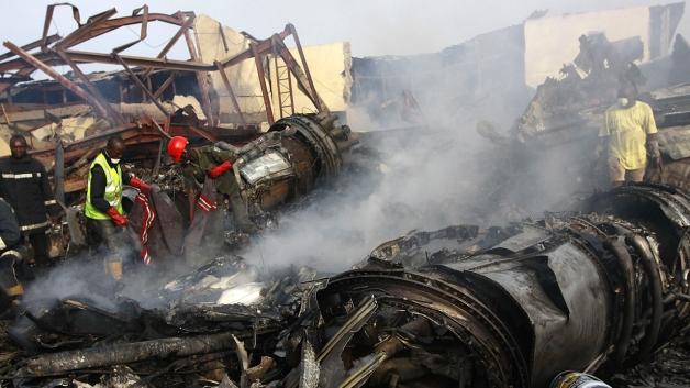 Αεροπορική τραγωδία με 20 νεκρούς στο Κονγκό