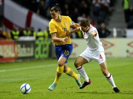 Zlatan-England