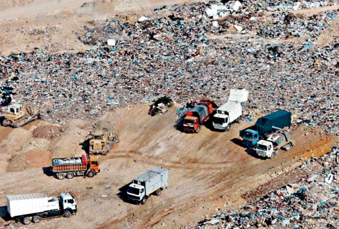 Εντός του 2013 δημοπρατούνται τέσσερα εργοστάσια απορριμμάτων