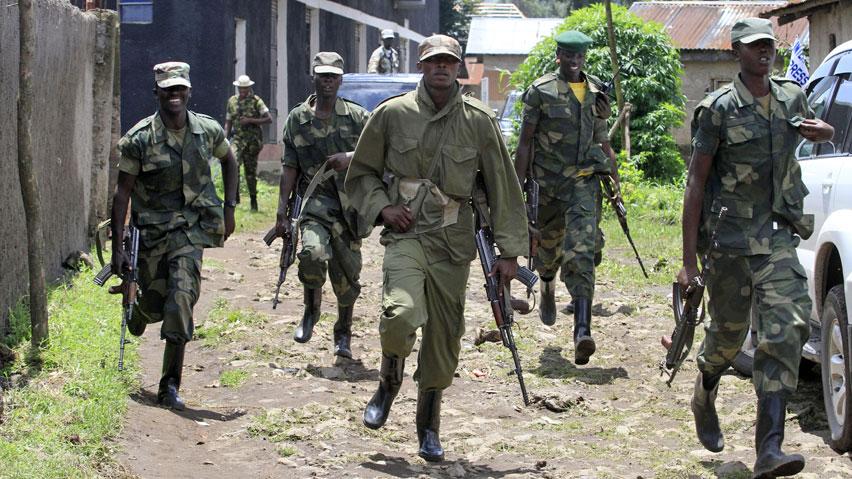Αντεπίθεση των ανταρτών στο Κονγκό