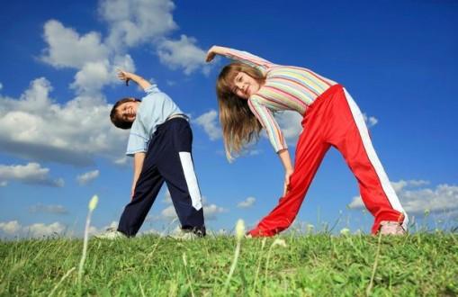Επτάλεπτη καθημερινή σωματική άσκηση για τα παιδιά ισούται με υγεία