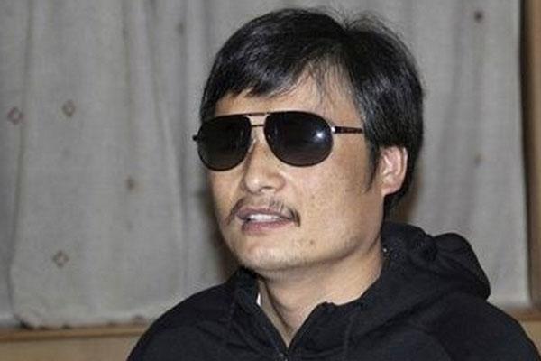 ΗΠΑ: Ανησυχία για την καταδίκη ανιψιού του Κινέζου τυφλού ακτιβιστή
