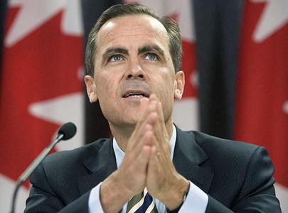 Ο Καναδός Μαρκ Κάρνεϊ νέος πρόεδρος της Τράπεζας της Αγγλίας