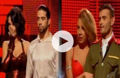Ποιο ζευγάρι αποχώρησε πρώτο από το «Dancing with the Stars 3»