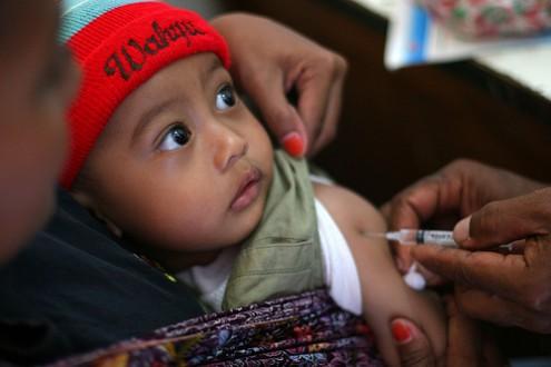 Κάθε 25'' ένα παιδί χάνεται από πνευμονία
