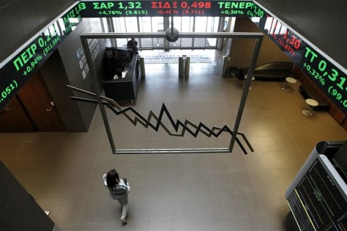 Άνοιγμα με οριακή πτώση στο Χρηματιστήριο