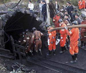 Κίνα: Παγιδεύτηκαν ανθρακωρύχοι κάτω από τη γη