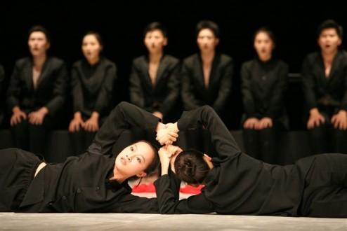 Η «Αντιγόνη» ανεβαίνει στο Πεκίνο από Κινέζο σκηνοθέτη