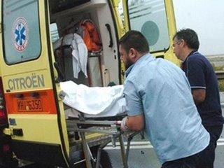 Νεκρός 55χρονος σε τροχαίο δυστύχημα στην Εθνική Οδό