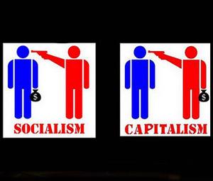 Καπιταλισμός και Σοσιαλισμός χέρι - χέρι