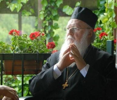 Ο «πράσινος» πατριάρχης Βαρθολομαίος