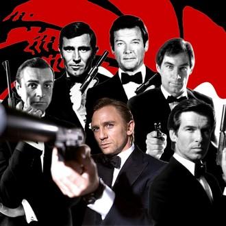 Φόρος τιμής στον κύριο 007