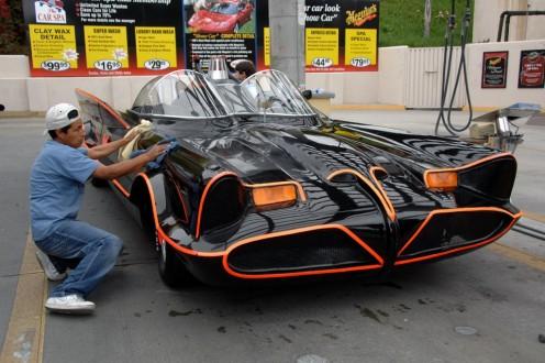 Πωλείται το αυθεντικό αυτοκίνητο του Μπάτμαν