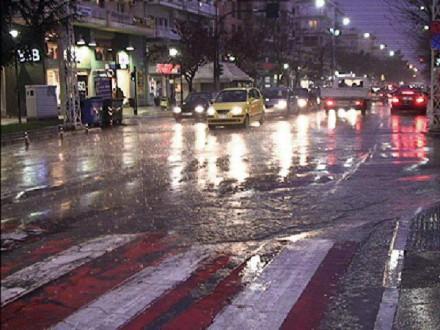 Πλημμύρισαν στην Αλεξανδρούπολη