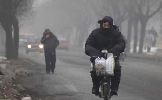 Το Πεκίνο πνίγεται στην αιθαλομίχλη