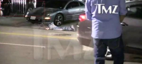 Δολοφονία άνδρα έξω από γνωστό κλαμπ του Χόλιγουντ (βίντεο)
