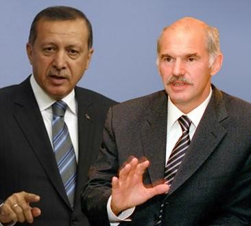Συνάντηση Παπανδρέου-Ερντογάν στην Κωνσταντινούπολη