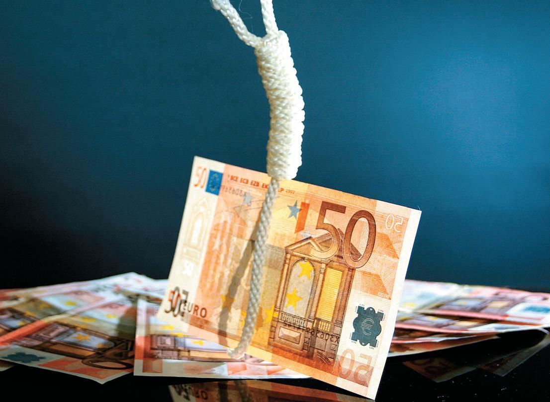 Στα 55 δισ. ευρώ τα «κόκκινα» δάνεια