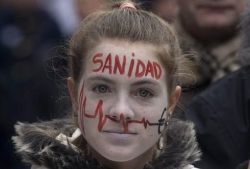Διαδηλώσεις στην Ισπανία για τις απολύσεις στις τράπεζες