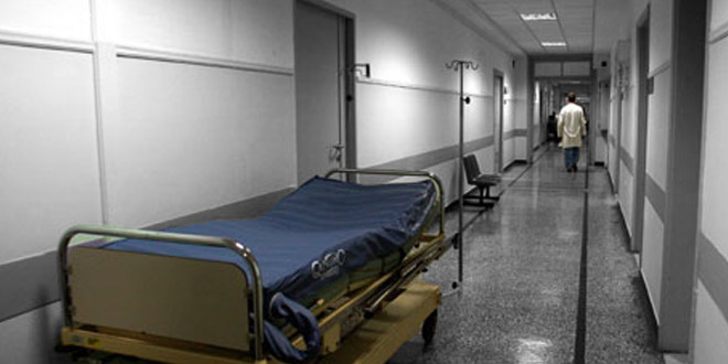 Δραματικές ελλείψεις στα νοσοκομεία