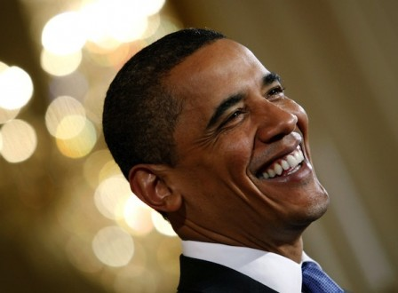 Στα ύψη η δημοτικότητα του Ομπάμα