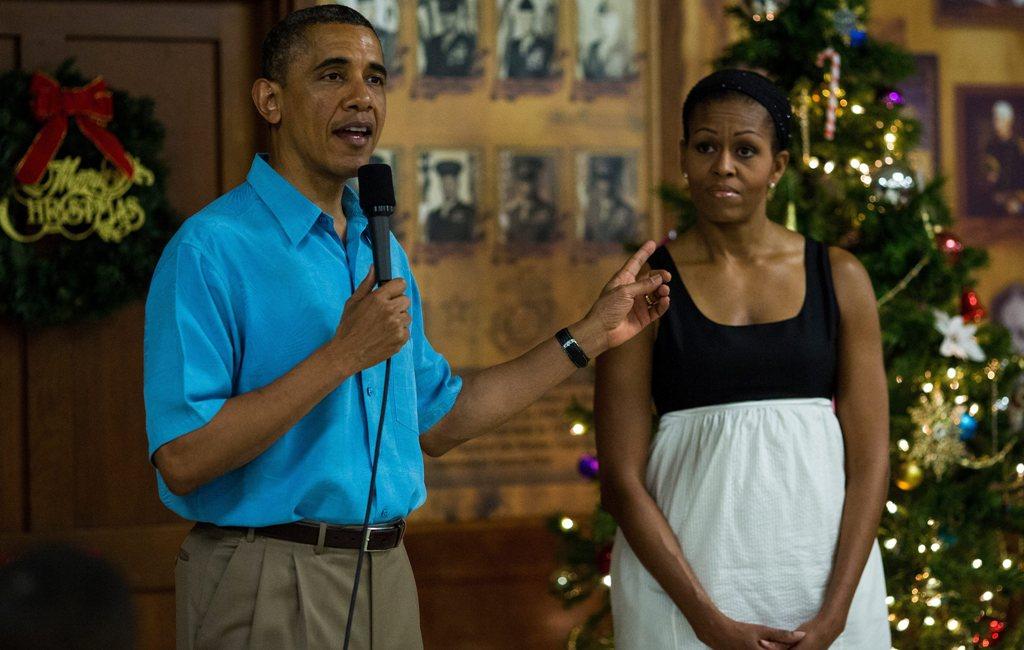 Υπέγραψε τη συμφωνία ο Ομπάμα από τη Χαβάη