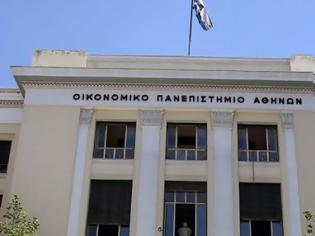 Τα έσπασαν στο Οικονομικό Πανεπιστήμιο Αθηνών