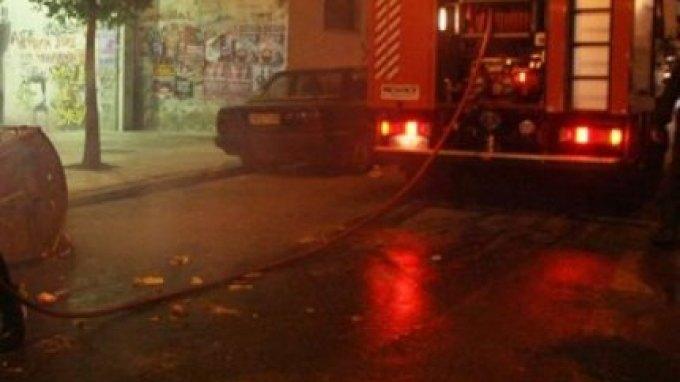 Ένας νεκρός από πυρκαγιά σε διαμέρισμα στη Ν. Φιλοθέη