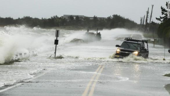 Εγκρίθηκε κονδύλι 60 δισ. δολαρίων για τις «πληγές» του τυφώνα Sandy