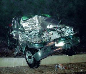 Τροχαίο δυστύχημα με θύμα 26χρονο