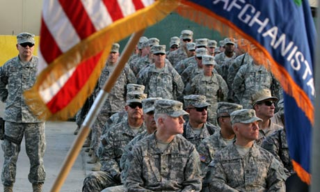 ΗΠΑ: Επαναπατρίζονται 34.000 στρατιώτες από το Αφγανιστάν