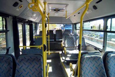 Εξάωρη στάση εργασίας στα λεωφορεία την Πέμπτη