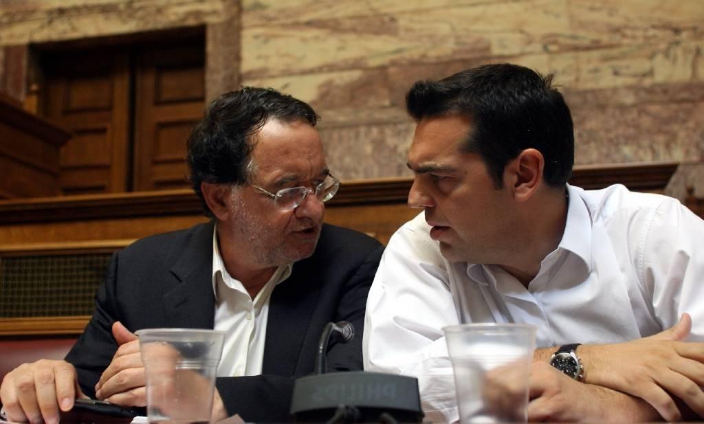 Σχηματοποιούνται οι δύο τάσεις στον ΣΥΡΙΖΑ