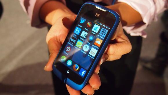 Λειτουργικό σύστημα για smartphones λανσάρει η Mozilla