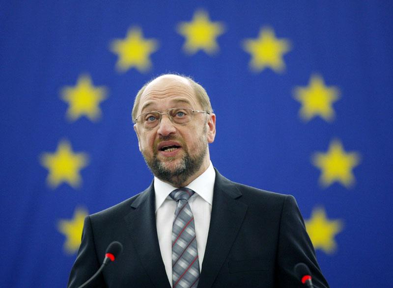 Μ.Σούλτς : Δεν θα συμπράξω σε μια Ένωση χρέους