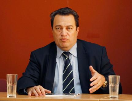Δεν αποκλείει απολύσεις ο Στυλιανίδης