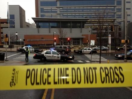 ΗΠΑ: Πιστολίδι με τρεις νεκρούς σε δικαστήριο