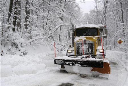 Συναγερμός λόγω χιονοθύελλας στις ΗΠΑ
