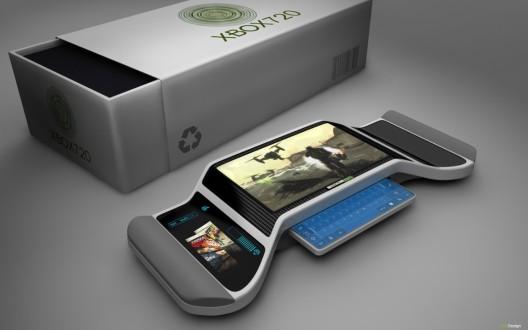Έρχεται τον Απρίλιο η νέα κονσόλα Xbox 720