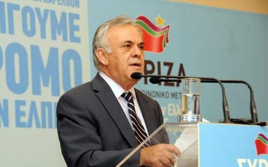 Συμφωνία ΣΥΡΙΖΑ-ΑΚΕΛ για «απεμπλοκή εντός Ευρωζώνης»