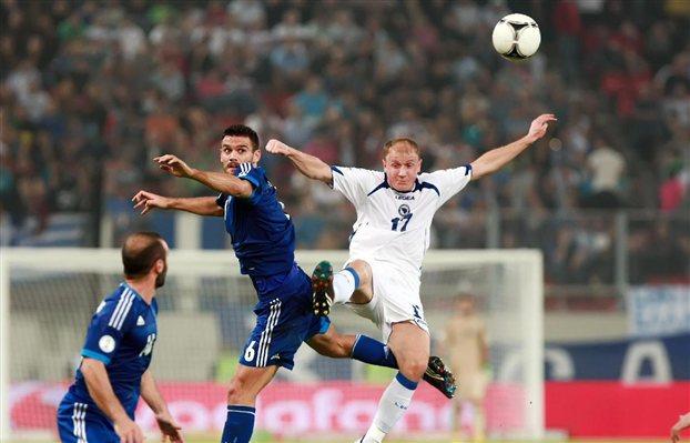 Για τη νίκη - πρωτιά η Ελλάδα