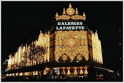 Ελληνικά προϊόντα στις «Γκαλερί Λαφαγιέτ»;