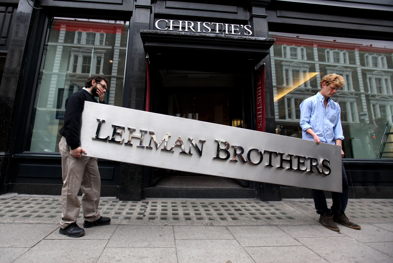 Η Lehman Brothers μοιράζει 14,2 δισ. δολάρια σε πιστωτές της