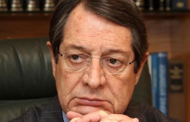 Αναστασιάδης: Δεν φεύγουμε από το ευρώ